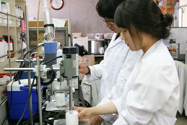 케비젠 연구실 내부사진